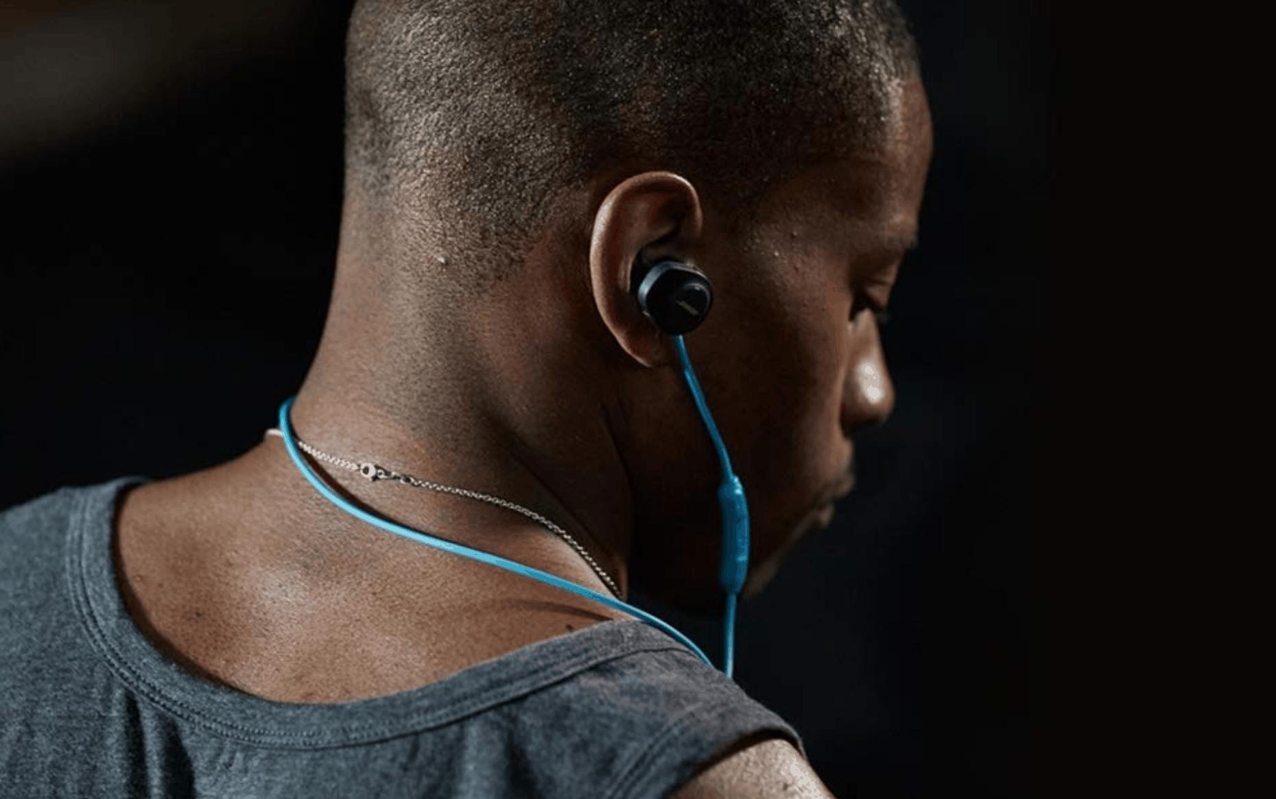 Bose SoundSport - Most Affordable Bose Headphones