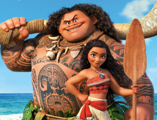 Sisters Mistake Store Employee for Maui from 'Moana' & He Plays Along