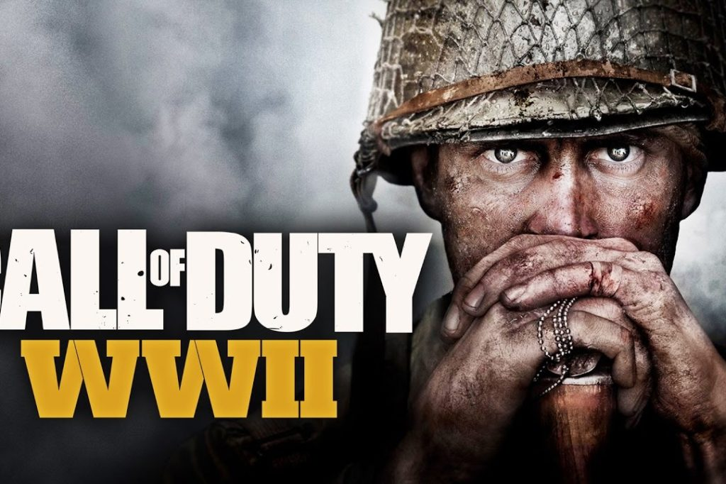 Call of Duty: WWII game poster