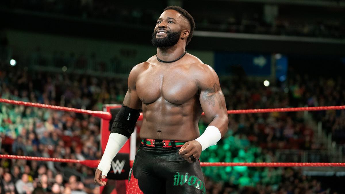 WWE Cedric Alexander 2019