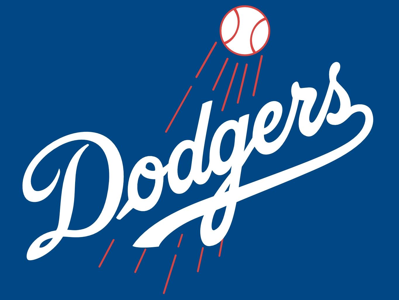 The LA Dodgers logo