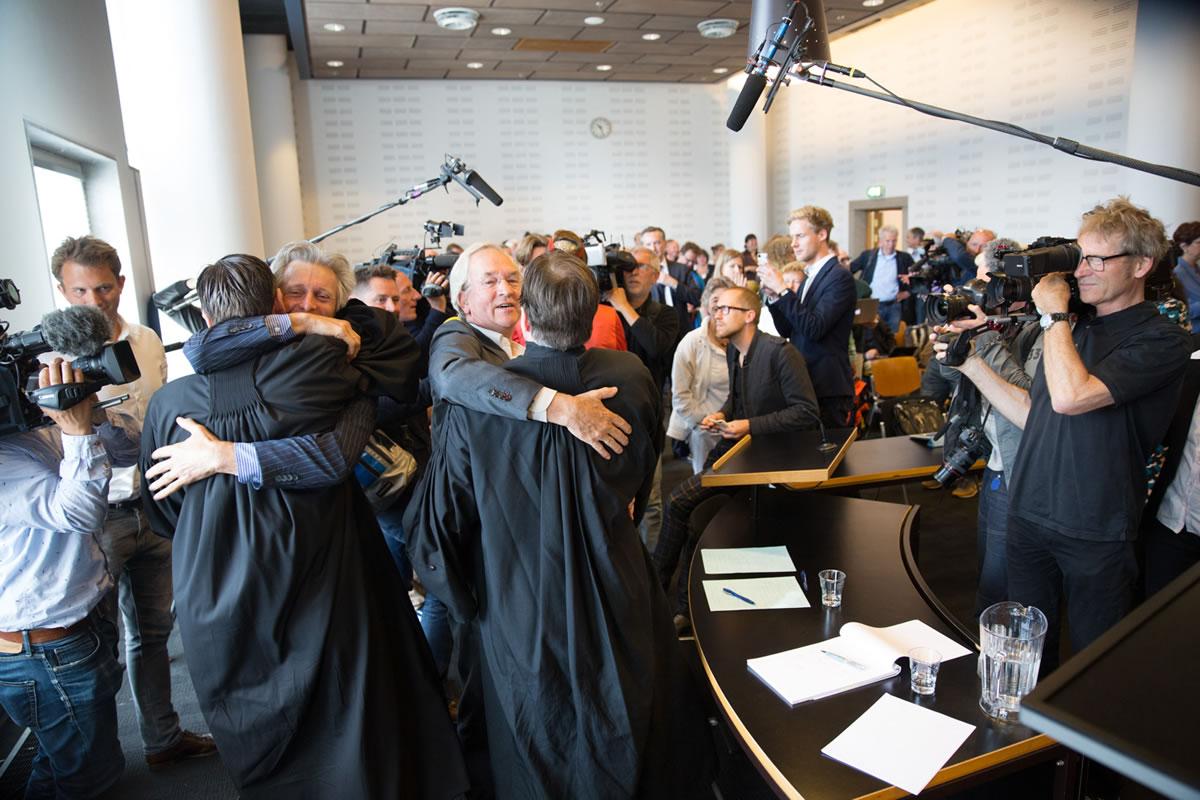 The Urgenda Foundation Wins the Urgenda Case