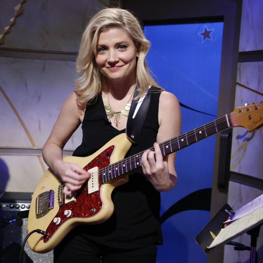 Female Guitarists