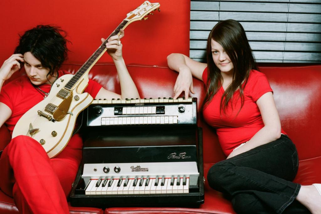 The White Stripes Duo - Jack & Meg White