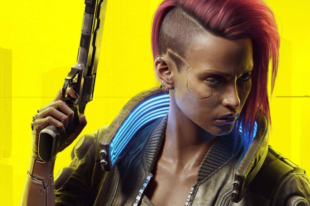 Cyberpunk 2077 poster