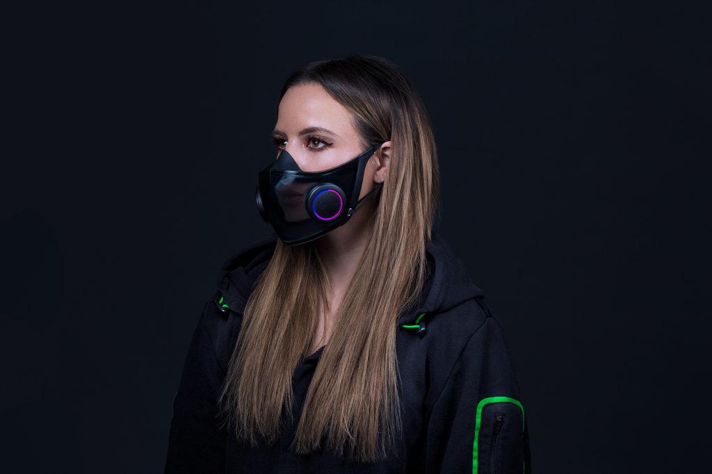 Razer's Smart Mask