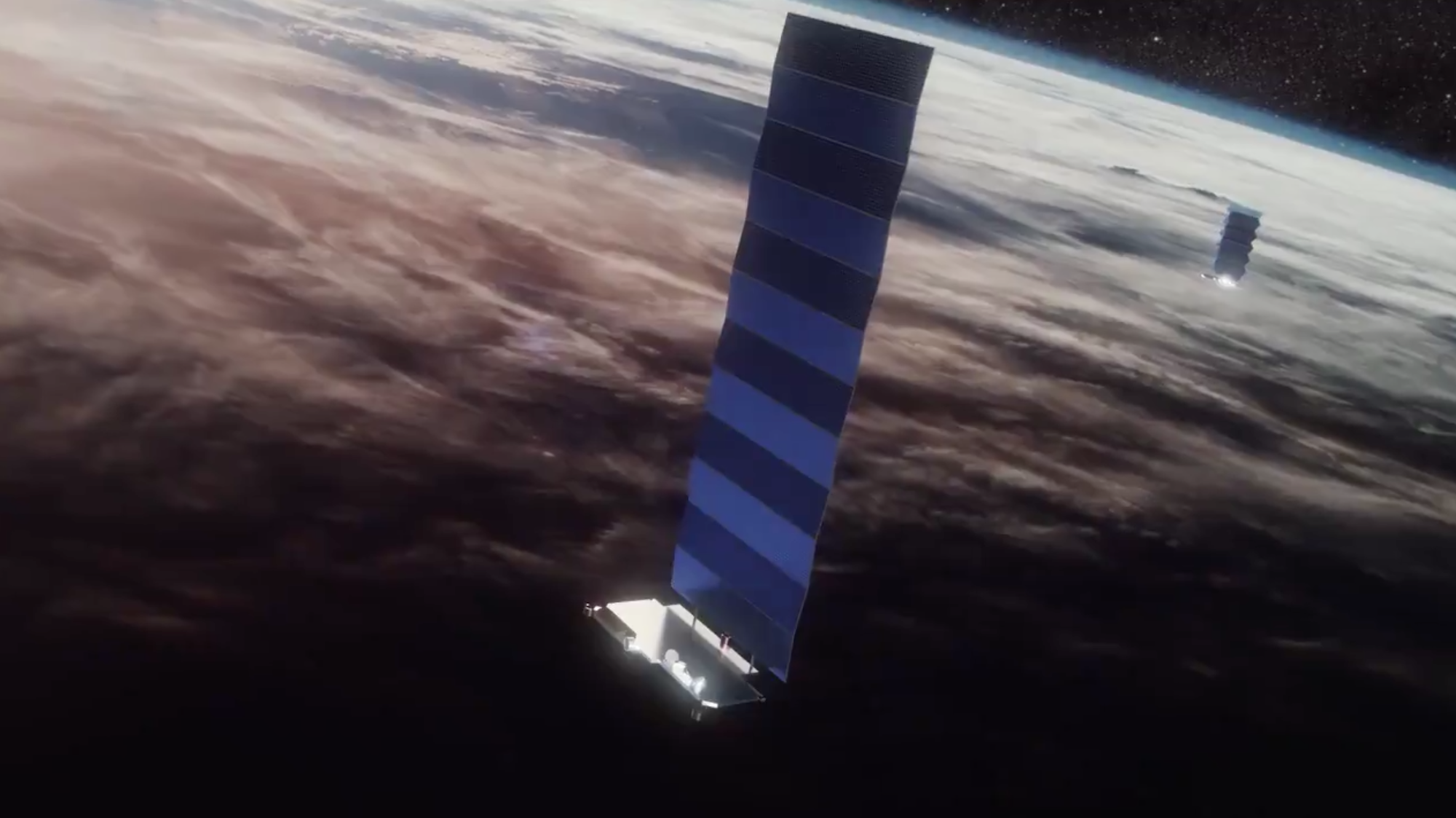 The Starlink Satellite Internet Service Is Now Available for Preorder