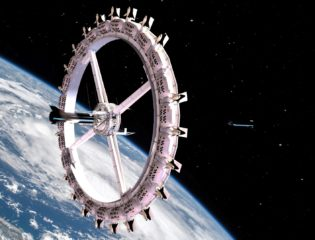 Construction for the World's First Space Hotel Will Begin In 2025